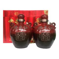 女儿红绍兴黄酒国色天香1.5L*2精品礼盒