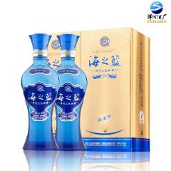 52°蓝色经典海之蓝375ml(2瓶装)