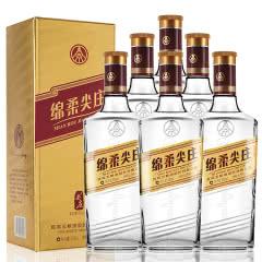 【老酒特卖】50°五粮液股份公司金标绵柔尖庄500ml(6瓶装)(2013年老酒)