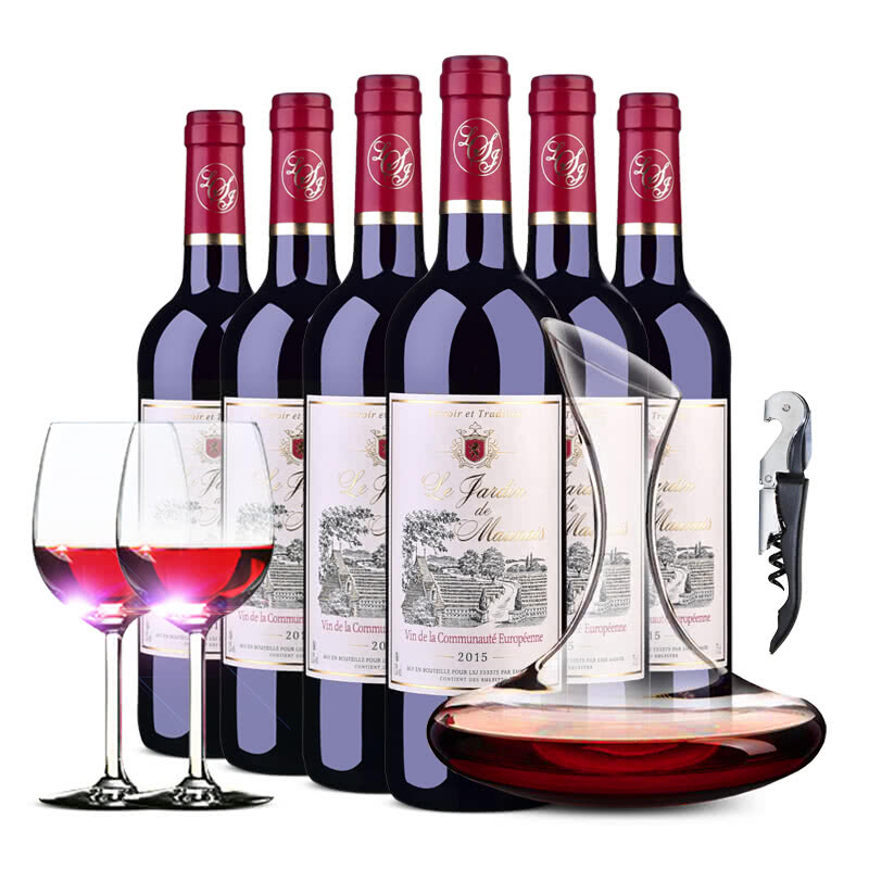 干红葡萄酒怎么喝不苦