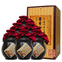 53°贵州茅台镇酱香私藏500mL(6瓶装)