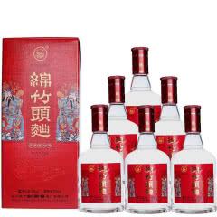 52度剑南春年画绵竹头曲浓香型白酒500ml 整箱(6瓶装)