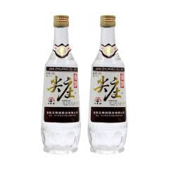 52°(五粮液)尖庄曲酒500ml*2瓶 2013年