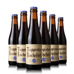 比利时进口罗斯福10号精酿啤酒330ml(6瓶装)
