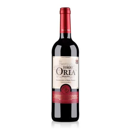 西班牙欧瑞安红标DO级干红葡萄酒750ml
