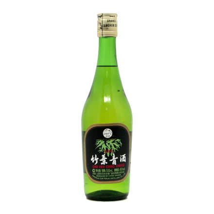 45°竹叶青酒500ml(2012年)