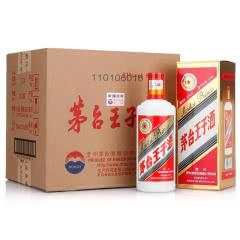 53°茅台王子酒酱香型白酒500ml(6瓶)