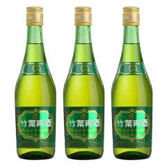 38°汾酒杏花村竹叶青475ml(2013)(3瓶装)