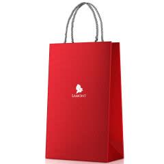 葡萄酒 双支装 两瓶装 手提袋 红色礼袋 酒具