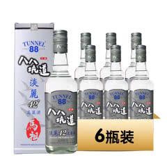 42°台湾八八坑道窖藏高粱酒 马祖淡丽600ml*6