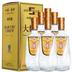 52°泸州施可富大曲酒750ml(6瓶装)(2006年)