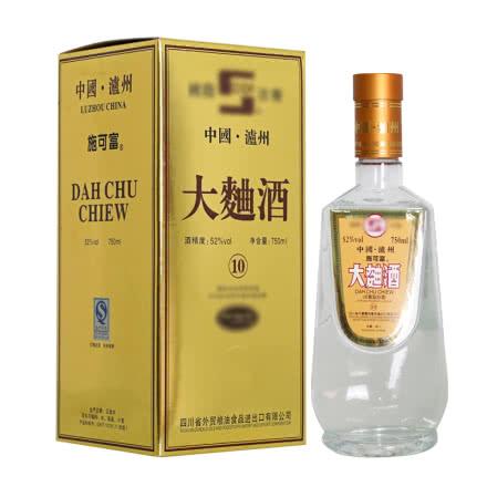 52°泸州施可富大曲酒750ml(2006年)