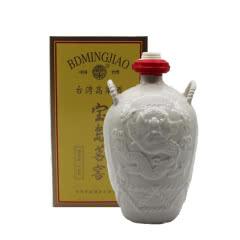 58度台湾高粱酒宝岛茗窖整箱1000ml*6
