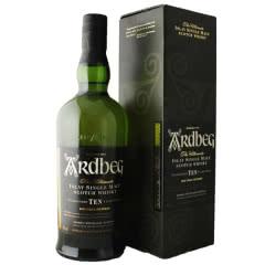 46°英国阿贝.阿德贝哥10年单一麦芽威士忌700ml