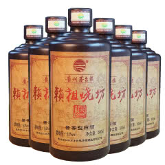 53°茅台镇茅源酒厂赖祖烧坊500ml整箱六瓶