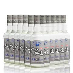 【京东配送】42°台湾八八坑道高粱酒马祖淡丽600ml整箱(12瓶装)