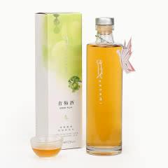 花见hanami日式青梅酒 520ml盒装 酿入绍兴花雕酒黄酒 日本工艺果酒女士酒露酒