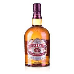 40°英国芝华士12年苏格兰威士忌1000ml