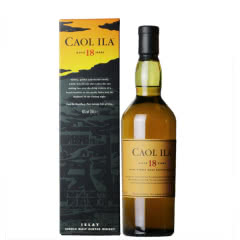 40°英国卡尔里拉18年单一麦芽威士忌700ml