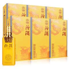 42° 汾酒帝王黄汾酒518ml(6盒装)