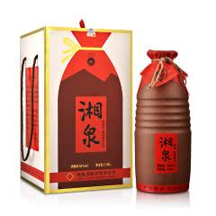 【清仓】54°酒鬼湘泉酒2580ml