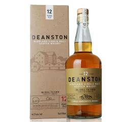 46.3°英国汀斯顿12年单一纯麦苏格兰威士忌700ml