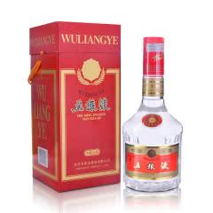 【老酒特卖】39°五粮液红盒天地盖500ml(2000-2003年随机发货)收藏老酒