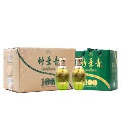 汾酒 竹叶青酒 百年竹叶青 38度 500ml*2瓶*3盒 整箱礼盒装