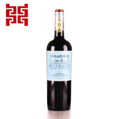 13.5°智利伊拉苏窖藏系列卡曼妮赤霞珠红葡萄酒750ml