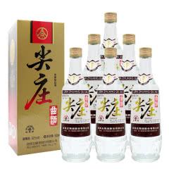 52度(五粮液)尖庄曲酒500ml*6瓶(2013年)