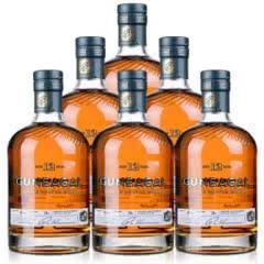 40°英国鹰勇12年调配型苏格兰威士忌700ml(6瓶装)