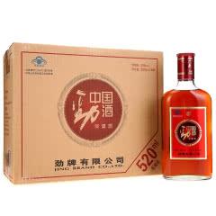 劲牌 中国劲酒 35度 520ml*6瓶 整箱装(新老包装随机发货)