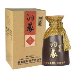 52°酒鬼【2011年】铂金版洞藏酒鬼酒500ml