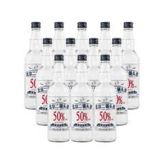 50°万多吉北京二锅头清香型白酒500ml*12