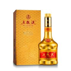 52度五粮液丙申猴年纪念酒(金)375ml 土豪金