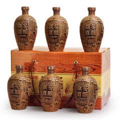 塔牌 绍兴黄酒 2009年冬酿手工原酒礼盒500ml*6瓶 整箱黄酒