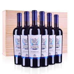 梦特骑士城堡干红葡萄酒(副牌)750ml*6