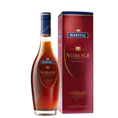 40°法国Martell马爹利名士干邑白兰地洋酒700ml