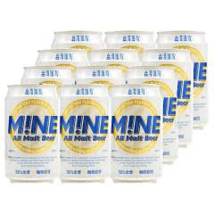 8月21到期 台湾啤酒 MINE全麦啤酒 330ml(12听装)