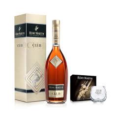 人头马CLUB香槟区优质干邑700ml+人头马club单杯礼盒