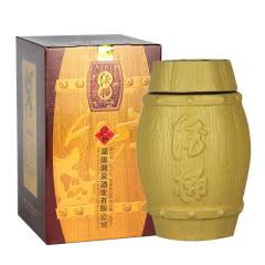 52°湘酒酒桶酒兼香型白酒 500ml单瓶装