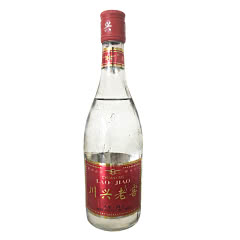 【老酒特卖】45°四川 川兴老窖酒 四川名酒 陈年老酒 500ml(1998年)