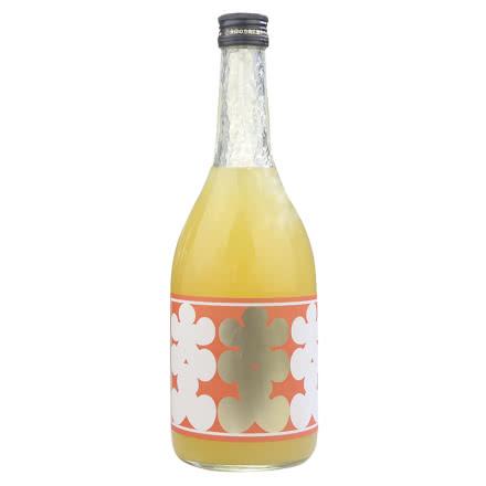 小鼓浊柚子酒梅子酒配制酒日本原装进口720ml日本酒女士果酒梅酒