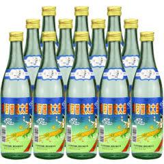 50°洋河普优大曲475ml*12瓶