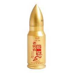52°泸州原浆老窖农子弹收藏白酒248ml