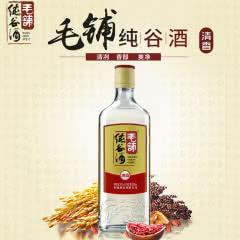 【劲牌旗舰店】50度 毛铺纯谷酒 劲酒500ml  单瓶装