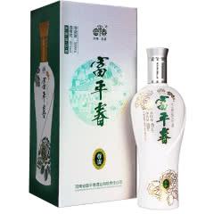 45度富平春尊贵浓香型白酒500ml