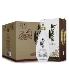 黄鹤楼酒 更上层楼五楼 52度500ml*6瓶 箱装 浓香型白酒