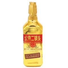 46°永丰牌北京二锅头出口型小方瓶金瓶土豪金纯粮食酒500ml