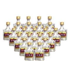 39°汾阳王八年陈酿清香型白酒125ml(24瓶)